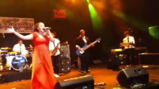 Lala Suwages Live at Java Soulnation Featival 2011
