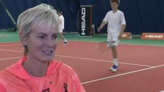Judy Murray: McEnroe has a lot of quality and experience