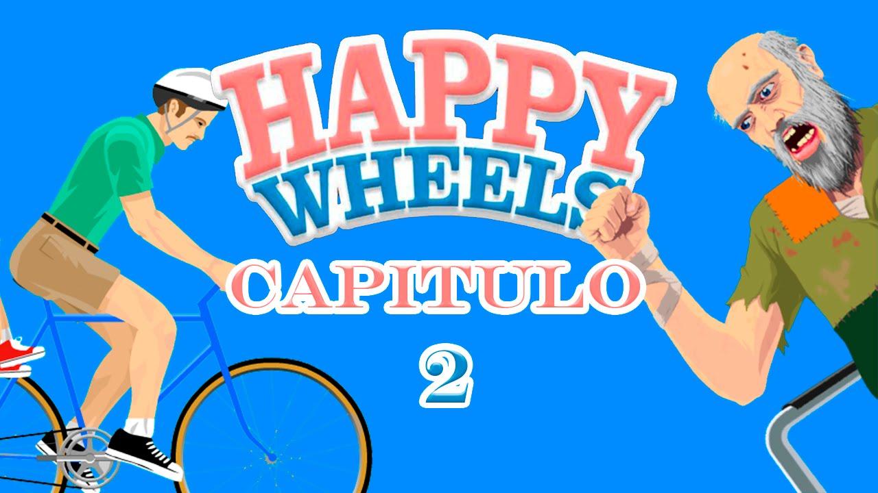 happy wheels de