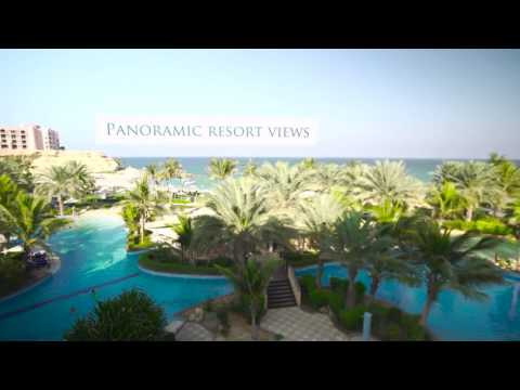 Al Bandar Deluxe Seaview rooms at Shangri-La's Barr Al Jissah Resort & Spa