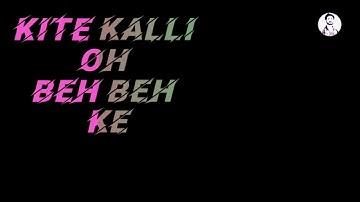 Kite Kalli O beh beh K Yaad  Black Background  Whatsapp status Maninder Buttar 2020  Youtube