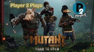 Player 2 Plays - Mutant Year Zero: Road to Eden