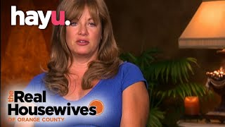 The Real Housewives of Orange County | Jeana Reflects On Her Painful Marriage