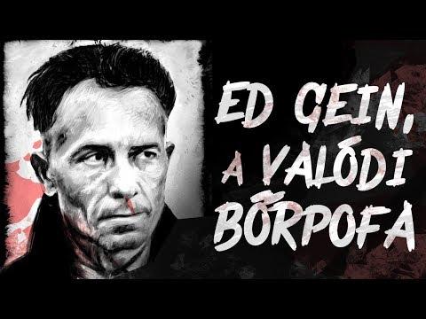 Ed Gein, a Valódi BŐRPOFA letöltés