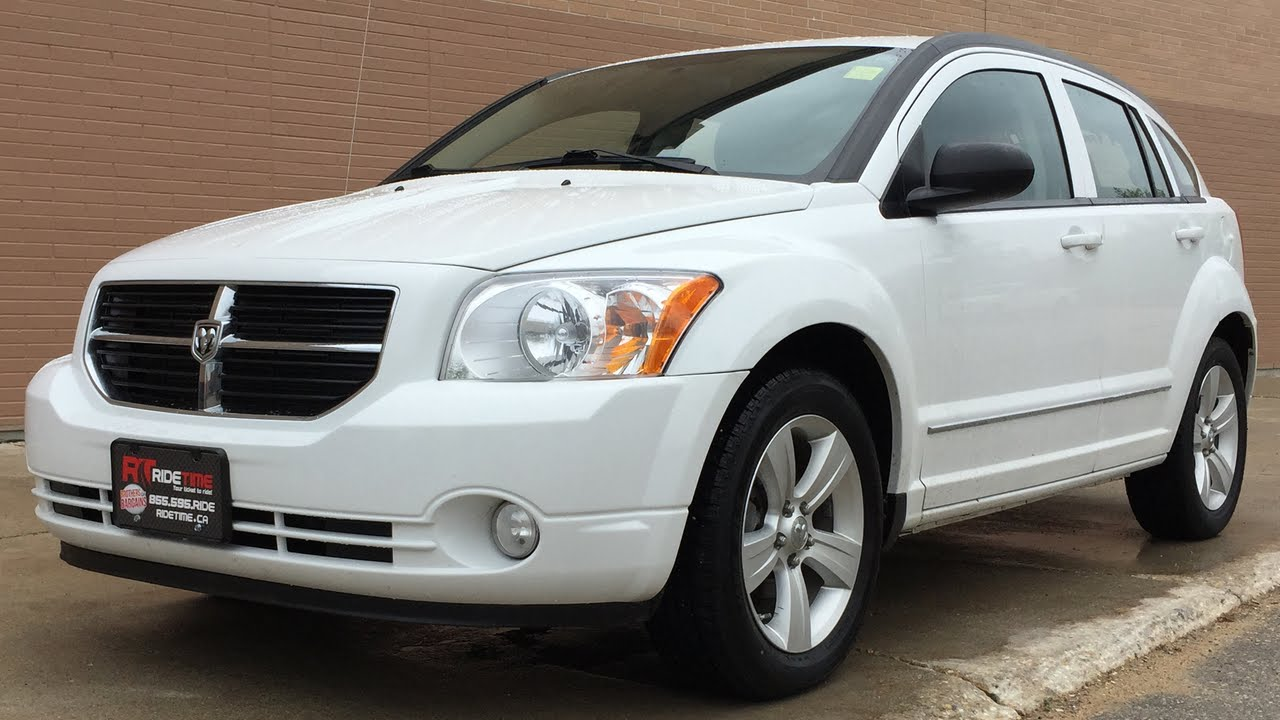 2012 dodge caliber sxt automatic alloy wheels for sale in winnipeg mb youtube. Black Bedroom Furniture Sets. Home Design Ideas