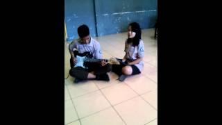 Doa Seorang Anak Cover by Eliza Tyas Damayanti & Vicky Paulantono
