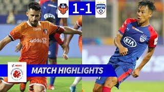 FC Goa 1-1 Bengaluru FC - Match 9 Highlights | Hero ISL 2019-20