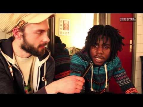 Chronixx - Interview with IrieItes.de - Zürich, CH