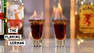 The Flaming German