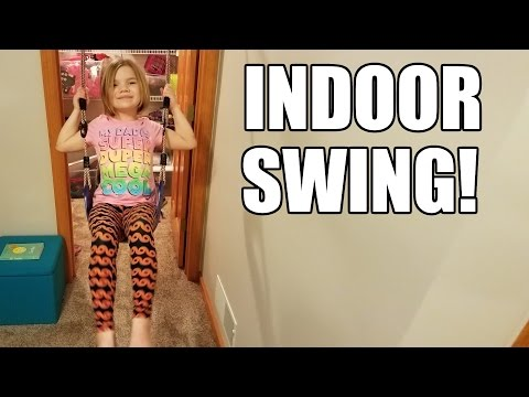 Indoor Swing for Kids Gorilla Gym Review