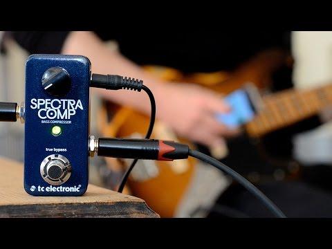 TC Electronics SpectraComp Bass Demo // BassTheWorld.com