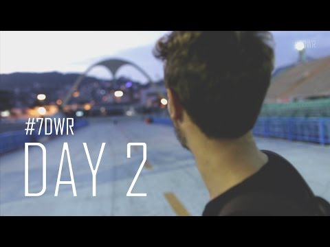 7  DAYS WITH ROMAN - DAY 2