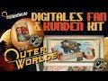 THE OUTER WORLDS Offizielles Digitales Kunden Fan Kit Deutsch German Farbe Bunt SupaDupaHD mp3