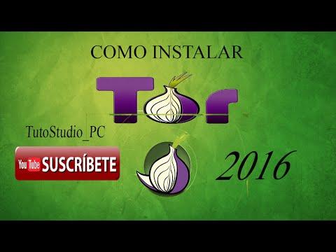 COMO DESCARGAR E INSTALAR TOR BROWSER (PORTABLE) 2016