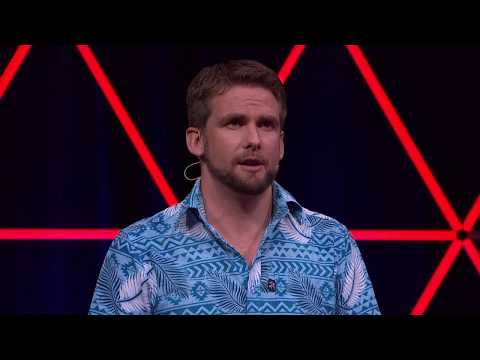 Securing A Sustainable Future In The Pacific | David Power | TEDxSydney
