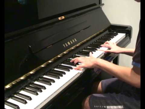 Yiruma -  River Flows In You (piano cover)