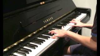 Yiruma -  River Flows In You (piano cover)