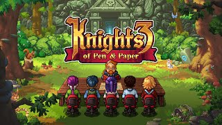 Knights of Pen and Paper 3
