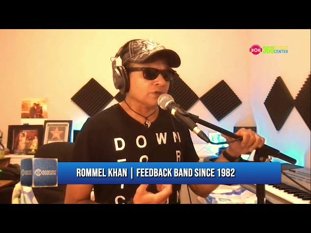 Music & Me | Guest: Rommel Khan | Atlanta - USA |Ex-Vocal Feedback Band, Bangladesh