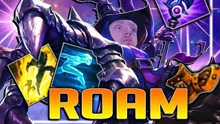 THIS ROAMING VEIGAR BUILD IS SO STUPID! FULL MOVESPEED ROAMING VEIGAR MID GAMEPLAY - Patch 7.19