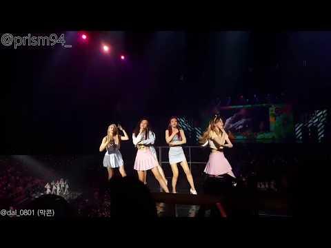 레드벨벳(Red Velvet) Zoo (합침) _from Red Room Concert