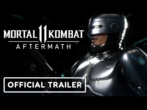 Mortal Kombat 11: Aftermath - Official Announcement & RoboCop Reveal Trailer