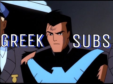 "Batman The New Adventures""Over The Edge""3/5 Greek Subtitles"
