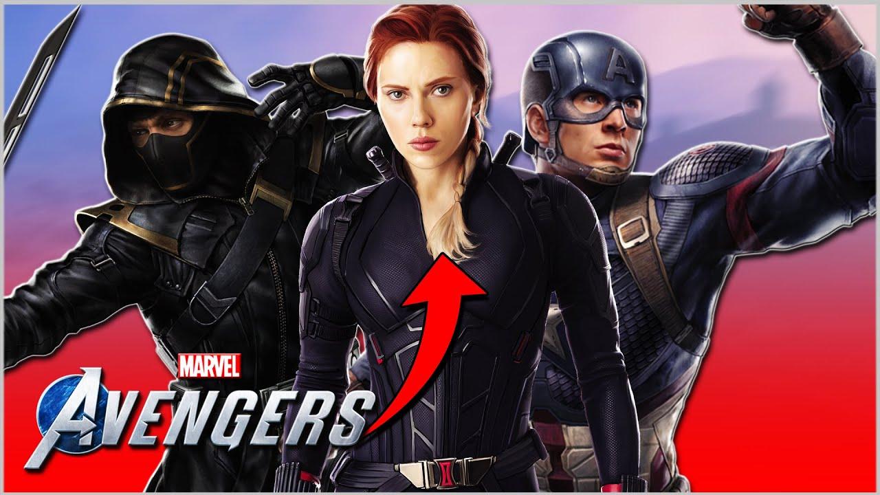 Download HUGE MCU SUIT LEAK + 17 NEW LEAKED COSTUMES! | Marvel's Avengers New!