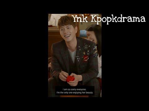 [The King In Loves] Hong Jonghyun First Impression Meet Yoona