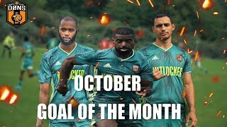 SE DONS | OCTOBER GOAL OF THE MONTH