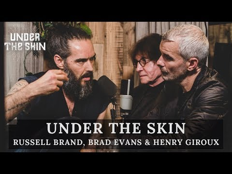 Finding Joy Amidst Fascism & Violence | Under The Skin with Russell Brand | FULL EPISODE