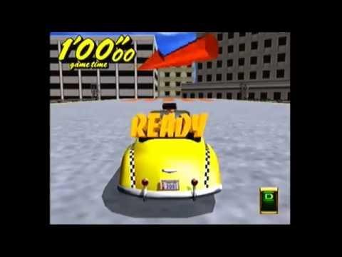 Crazy Taxi 2 - Crazy Pyramid in 24:01