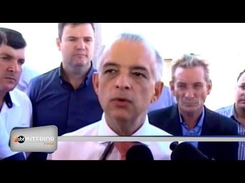 Eleições: candidato ao Governo do Estado, Márcio França, do PSB, visita oeste paulista