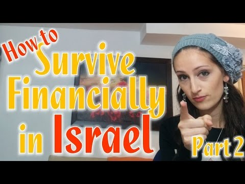 HOW TO SURVIVE IN ISRAEL (Part 2) (Vlog 6x24)