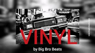 VINYL | FREE SAD HIP-HOP BEAT w/ SOULFUL PIANO | BOOM BAP
