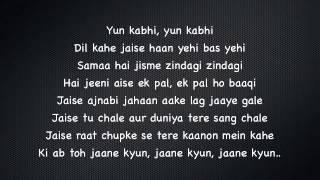 Download Tu Meri   Bang Bang lyrics
