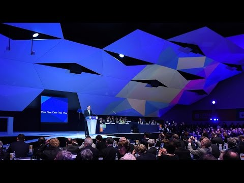 Address at the European People's Party Congress