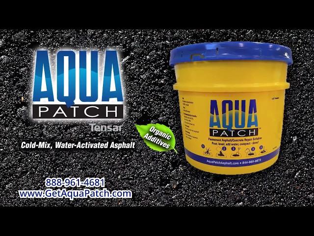 Aqua Patch by Tensar