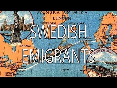 Swedish Emigrants | Stuff That I Find Interesting