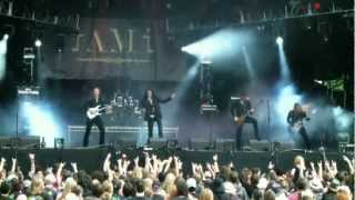 I Am I - Silent Genocide  Live At Bloodstock 2012  Amazing Quality Hd