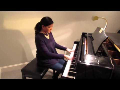 The Heart Wants What It Wants/Galliyan - MASH UP - Piano Cover By Raashi Kulkarni