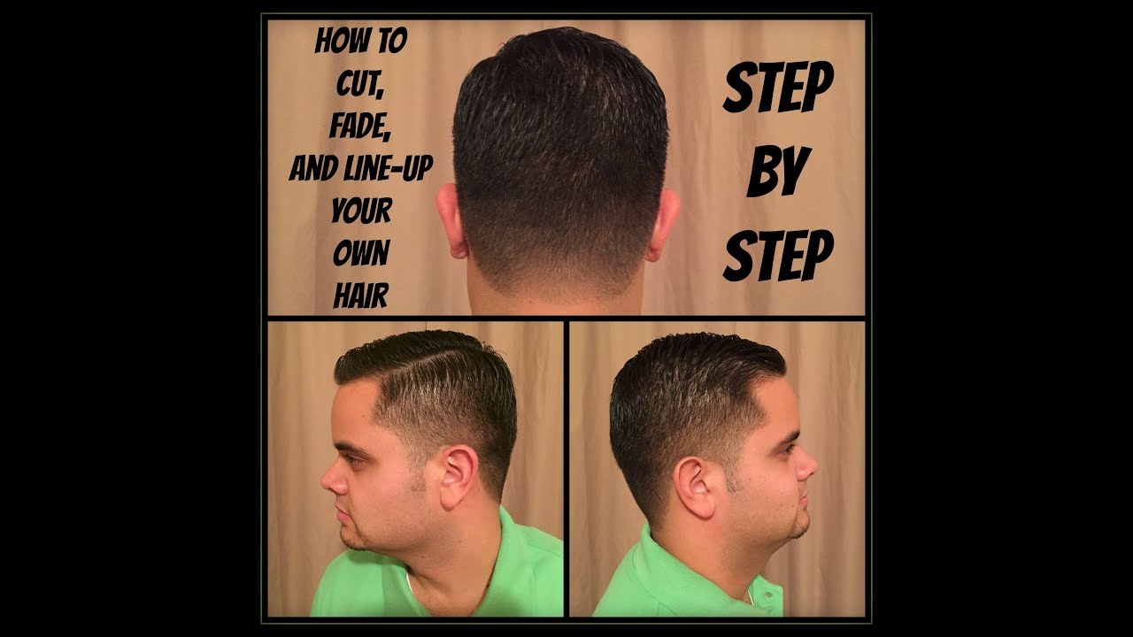 how to style male hair how to cut your own hair step by step s hairstyles 9263 | maxresdefault