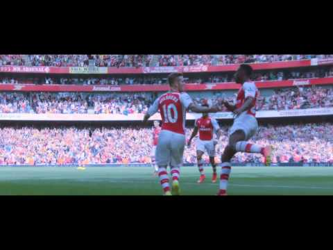 Arsenal FC 2014/2015 - On Fire