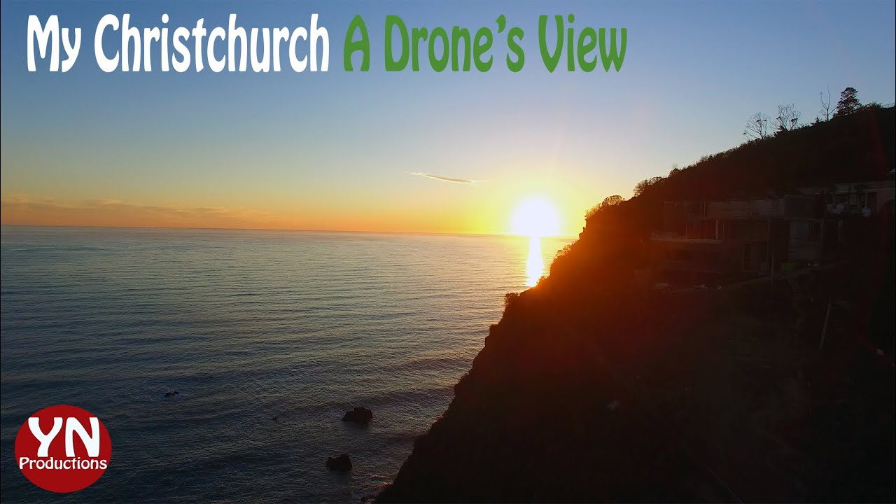 I love Christchurch and ever since I have had a drone (DJI Phantom) I have taken it with me to various places and video them. The Garden City is an amazing p...