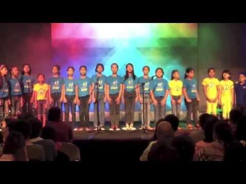Right Start Chorale sings Hawak Kamay