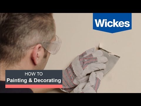 How To Remove Wallpaper With Wickes