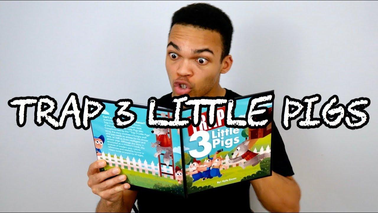 Kyle Exum – Trap 3 Little Pigs Lyrics | Genius Lyrics