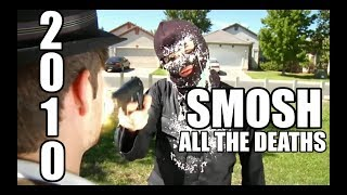 Video Smosh: All the Deaths in 2010 download MP3, 3GP, MP4, WEBM, AVI, FLV Juli 2018