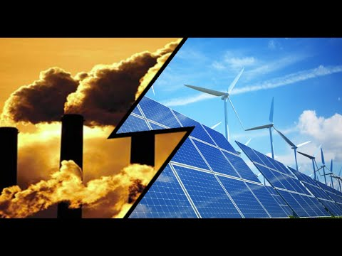 Fossil Fuels Want To Tax Renewable Energies