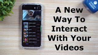 You Have To Try Samsung's New VIDEO LIBRARY